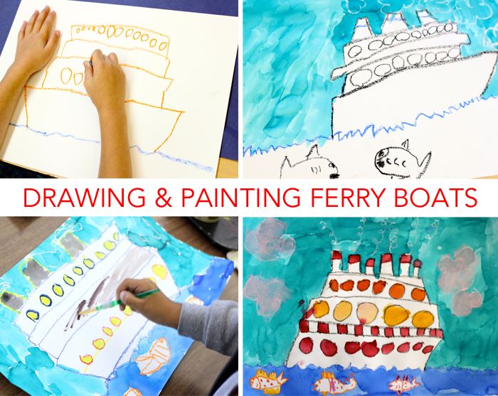 how-to-draw-and-paint-a-ferryboat